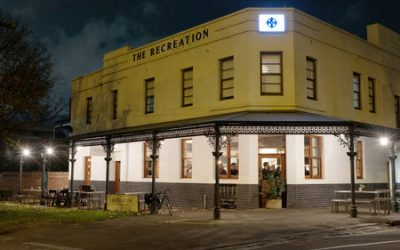 November 2018 – Recreation Hotel